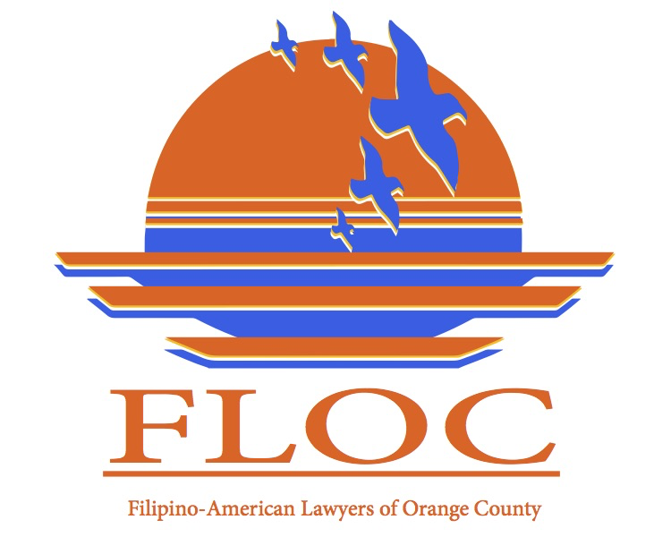 Filipino Lawyers of Orange County logo